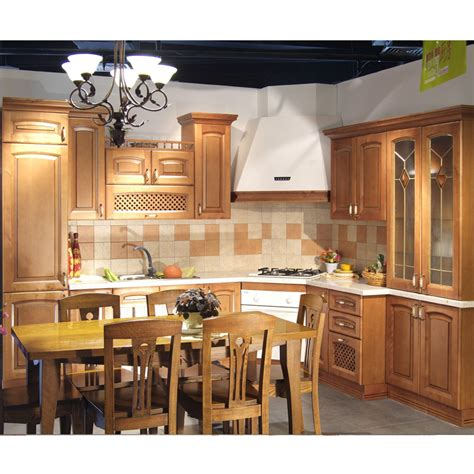 solid wood kitchen cabinet china maple solid wood kitchen cabinet photos pictures