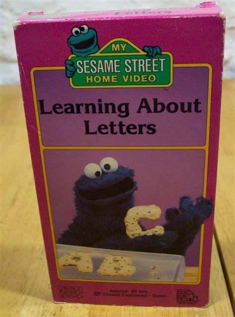 sesame home vhs www imgkid the image