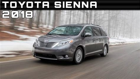 toyota car rate 2018 toyota sienna specs and release date autos post