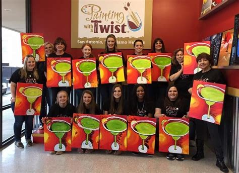 paint with a twist in san antonio painting with a twist in san antonio tx 210 465 1