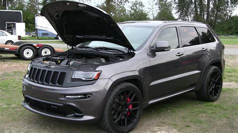 gray jeep grand cherokee srt the best of srt8 jeep grand cherokee drag race top speed