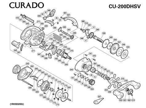 shimano calcutta 200 parts diagram shimano reel schematics welcome to tackleservice