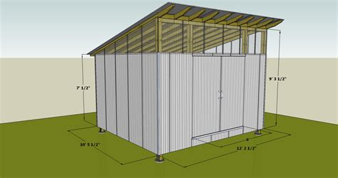 Shed Without Permit by Ecclesia Domestica Design For A Storage Shed