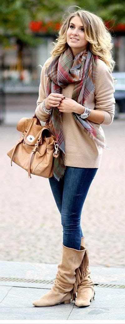 7 Scarf Styles For Fall by 20 Best Fall Fashion Ideas Trends For