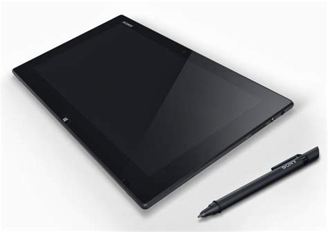 Tablet Sony Vaio 11 sony vaio tap 11 tablet pc review