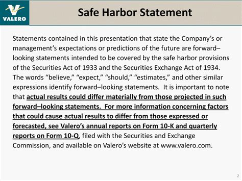 Basics Of Refining And Processing Additional Light Sweet Crude Oil February 25 2014 Safe Harbor Statement Template