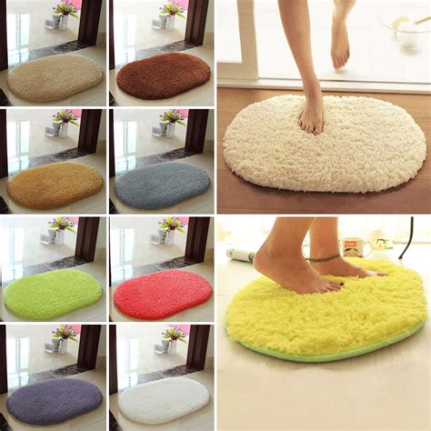 Doormat Floor Mat Carpet Rug Intl absorbent soft bathroom bedroom floor non slip mat bath