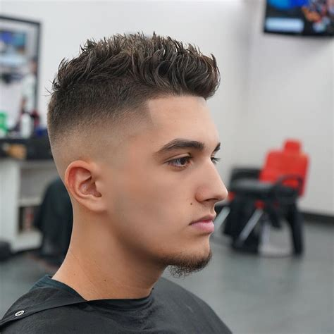 how to cut a quif boys haircut mens short quiff hairstyles fade haircut