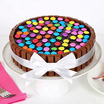 Cake Pics by Kit Cake 1kg Gift Kit Cake 1kg Ferns N Petals
