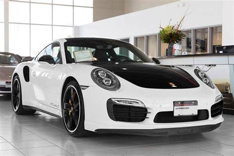 porsche 911 turbo s for sale porsche 911 turbo s pfaff exclusive edition for sale in