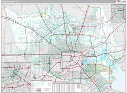 harris county office tarrant county zip code map harris county tx zip code wall map premium style by