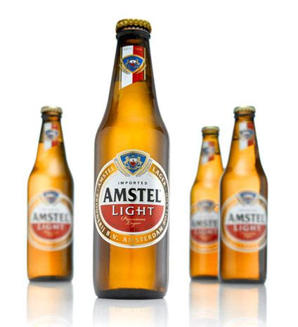 Amstel Light Content by Lewis Six Questions