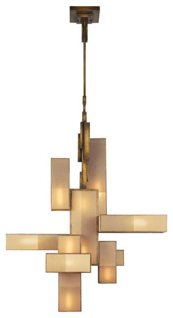 Modern Bronze Chandelier Ls Perspectives Chandelier 732040 Modern Chandeliers By Seldens Furniture