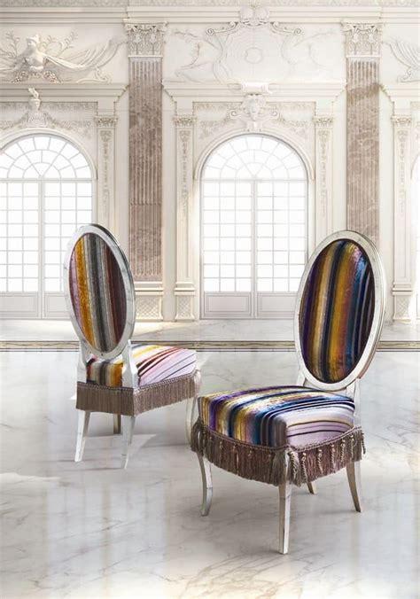sedie classiche di lusso sedia classica di lusso con seduta e schienale imbottiti