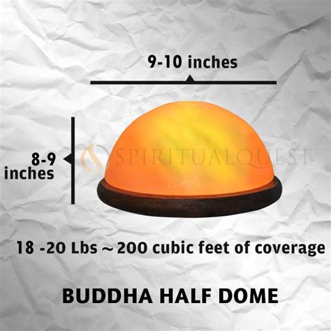 Himalayan Salt Detox Dome by Himalayan Salt Ls And Custom Salt L Designs