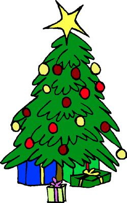 christmas tree cartoon ria9dedil public domain free tree clipart domain clip images and graphics