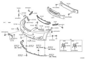Lexus Is250 Parts Lexus Is 250 Parts Auto Parts Diagrams