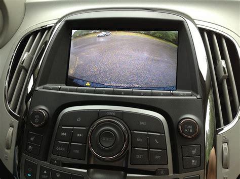buick lacrosse factory navigation system