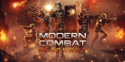 modern combat blackout nintendo switch  software