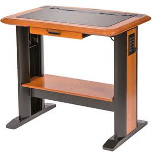 Adjustable Standing Computer Desk » Ideas Home Design