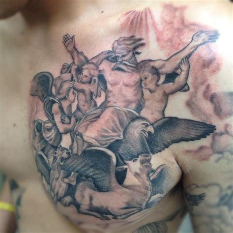 san francisco tattoos san francisco bay area artist victor trujillo