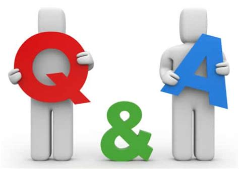 Question Are The Answers 11 question and answer software to build your q a website