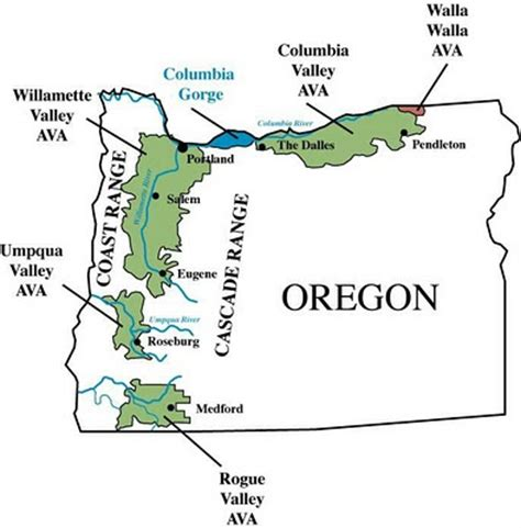map of oregon idaho border schiller wine meeting glenn and liz bartholomew from