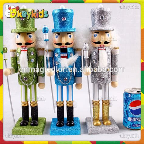 2016 wholesale kids wooden christmas nutcracker cheap