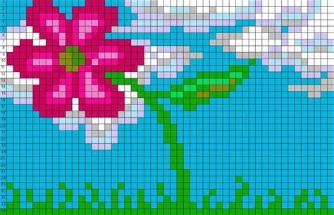 flower bead loom patterns free bead loom patterns flower designs