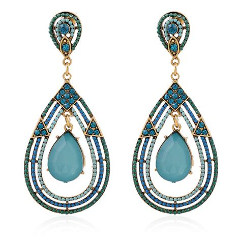 big for jewelry large earrings big fashion charm stud earrings for