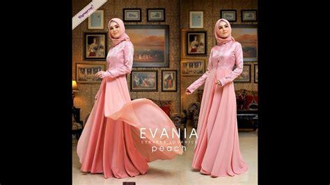 3 model baju muslim cantik modern dan elegan untuk koleksi