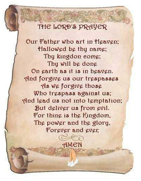 should christians still say the lord s prayer