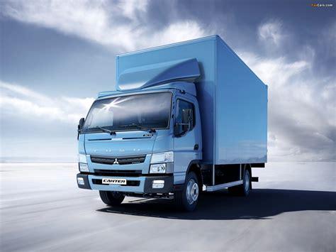 truck mitsubishi fuso mitsubishi fuso canter 4x4 image 3