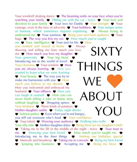 things that are 60 60 things we love about you download curved edition