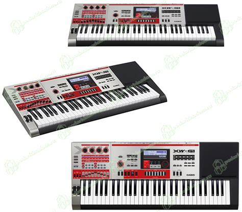 Keyboard Casio Xw G1 casio xw g1 casio xw g1