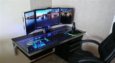 computer desks for geeks desktop global