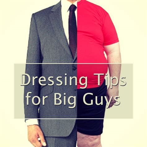 big men style over 40 and overweight top 10 dressing tips for fat men to look slimmer and
