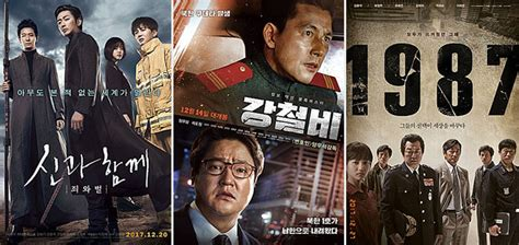 along with the gods eng year end hits fuel record box office the chosun ilbo