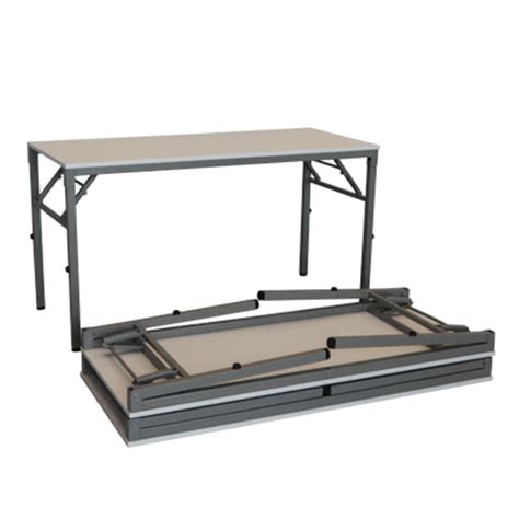 Fold up training table   ENTRAWOOD office furniture manufacturer