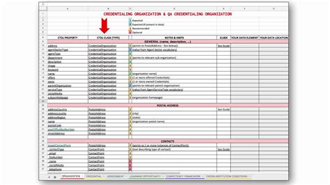 log4j layout xml exle ctdl crosswalk spreadsheet instructions youtube