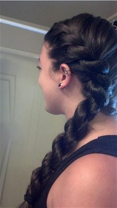 hairstyles with rope braids 5 glowing rope braid hairstyles pretty designs