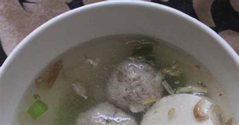 membuat bakso tanpa telur tanpa telur bakso sapi tepung beras