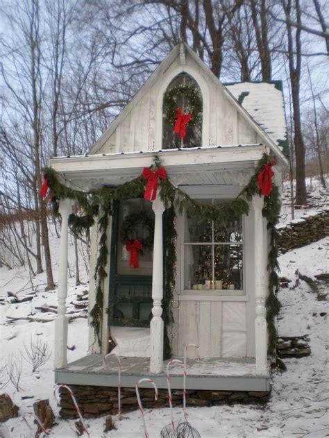 the merriest christmas shack seasons pinterest