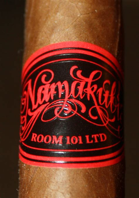Room 101 Cigars Namakubi by Room 101 Ltd Namakubi Cigar Review