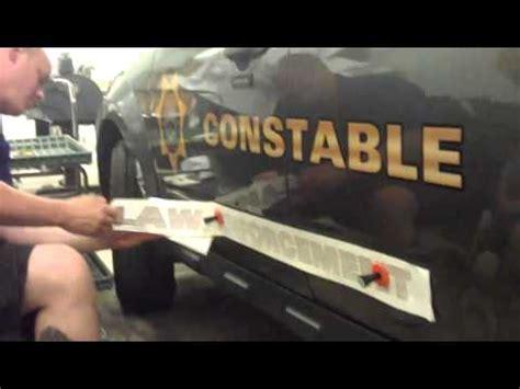 Las Vegas Constable Search Las Vegas Car Wraps Com Las Vegas Constable Installation 1