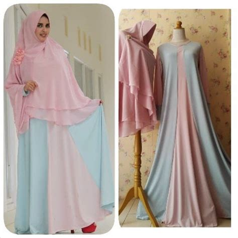 Kaftan Fairuz Set new fayza dress pusat grosir baju muslim tanah abang