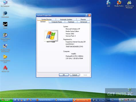 windows xp home edition sp3 free
