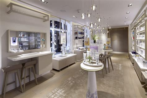 retail area elemis day spa london style traveller  style traveller