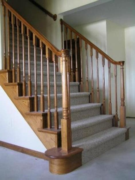 basement stairs railing stairs design ideas