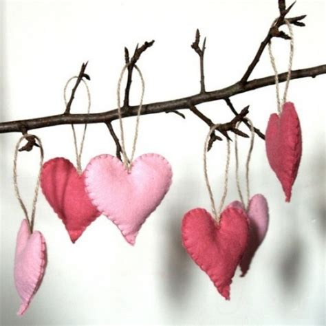 Heart Decorations Home by Best Decoration Ideas For Valentine S Day My Desired Home
